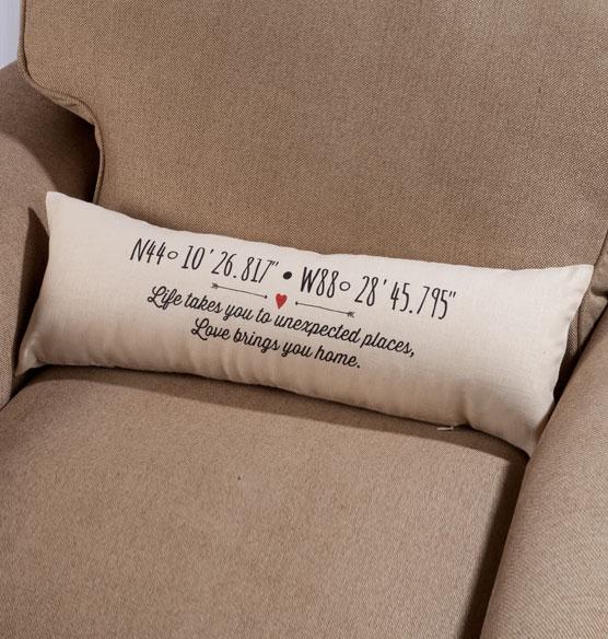 Life And Love Pillow Custom Pillow Lumbar Pillow