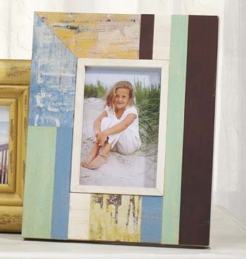 Seaside Bungalow Photo Frame Collection