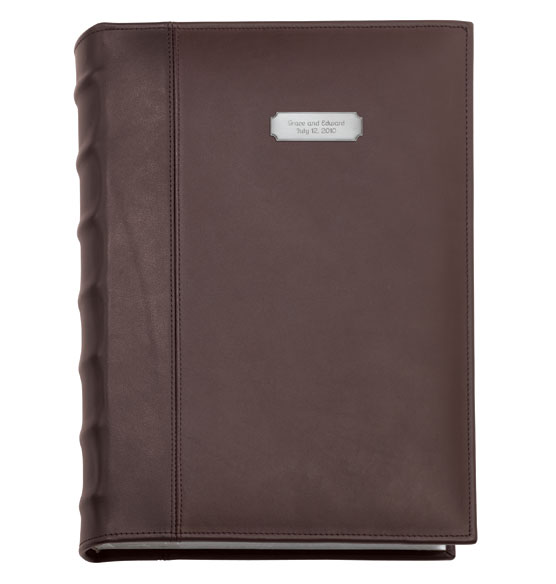 Cromwell Collection Large Personalized Memo Album - View 2