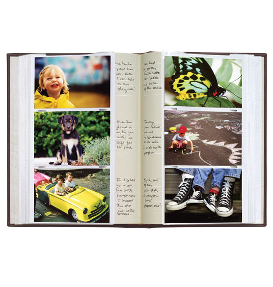 Cromwell Collection Large Personalized Memo Album - View 3