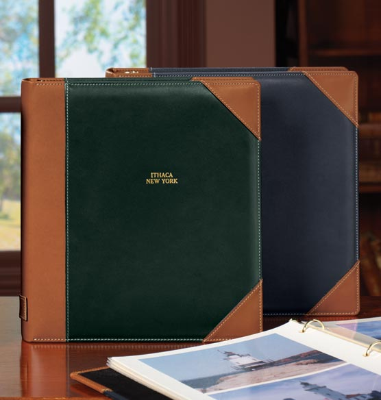 Ivy League Extra Capacity Personalized Photo Album - View 4