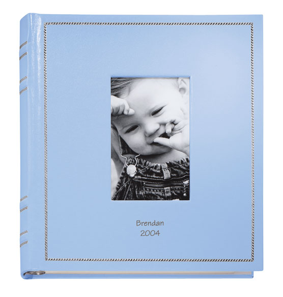 Beautiful Baby Personalized Photo Album - View 2