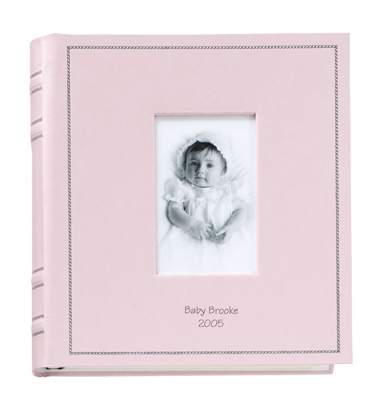 Personalized Beautiful Baby Album - View 3