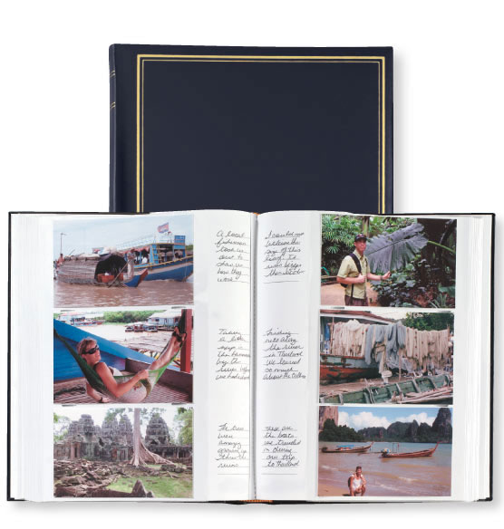 Presidential Personalized Memo Album - View 4