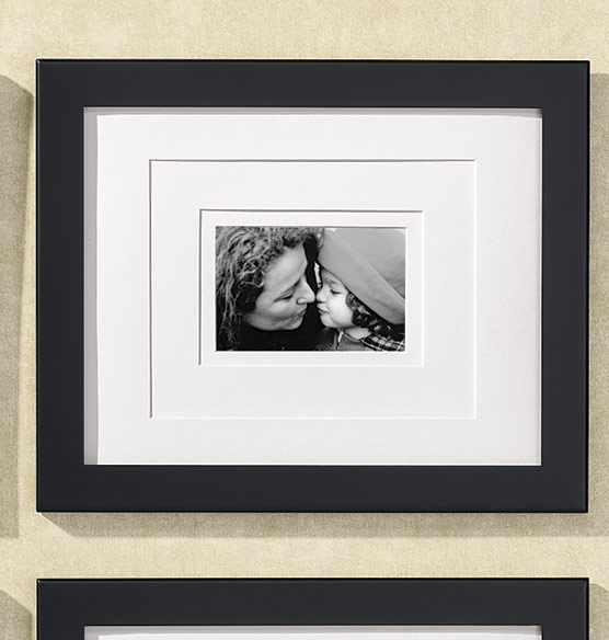 Perfect Frame™ Black Wall Frame - View 2