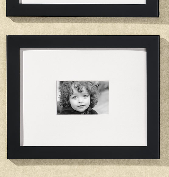 Perfect Frame™ Black Wall Frame - View 3