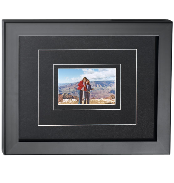 Perfect Frame™ Black Wall Frame - View 4