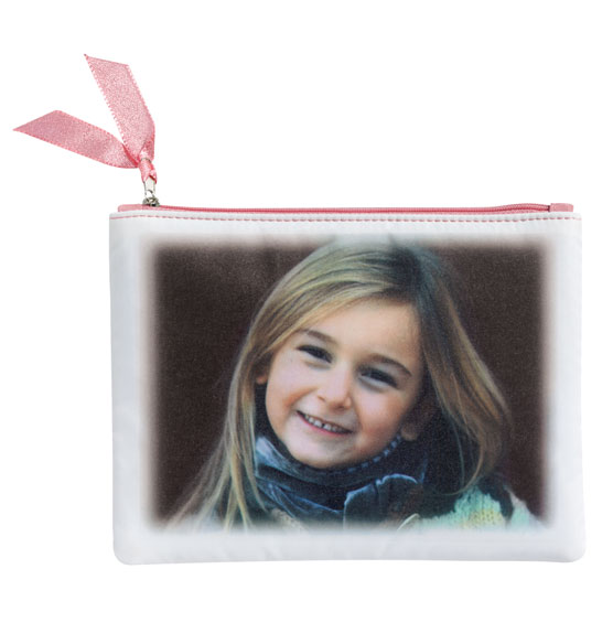 Custom Photo Makeup Bag