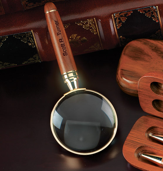 Personalized Rosewood Letter Opener - View 3