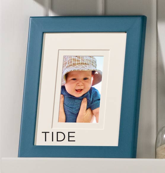 Ocean Blues Gallery Photo Frame Collection