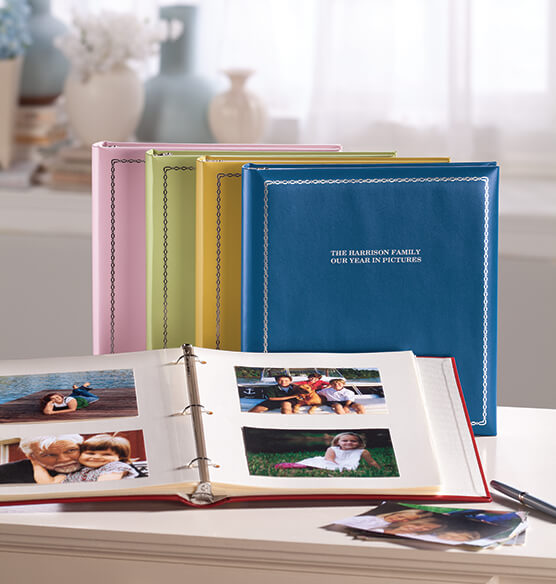 Felicity Personalized Photo Album - View 3