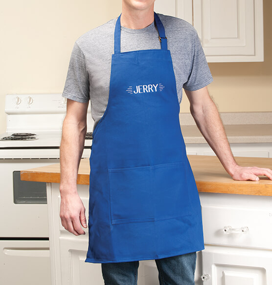 Personalized Chef Apron - View 2