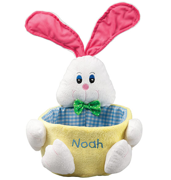 Personalized Easter Basket - View 2
