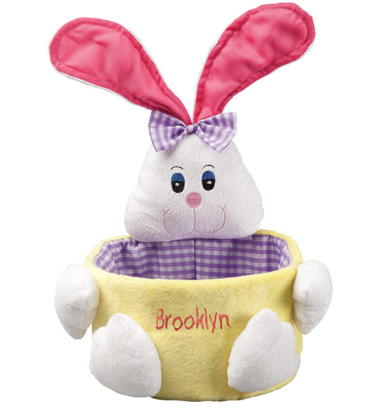 Personalized Easter Basket - View 3