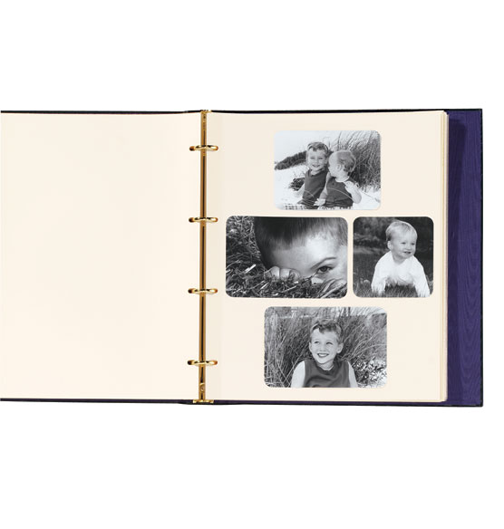 Charter Large Personalized Photo Album - View 2