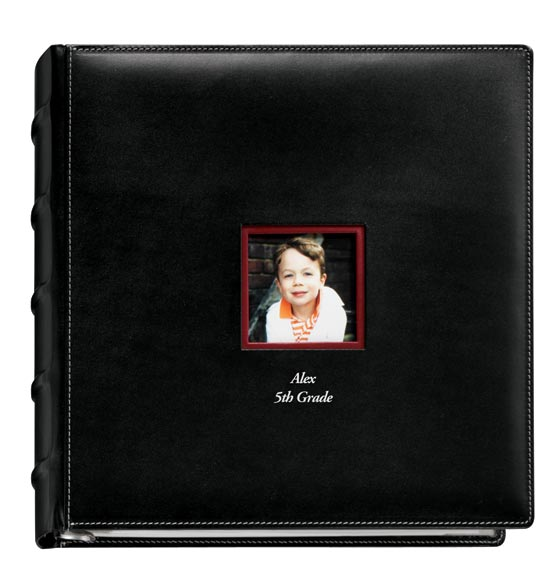 Absolute Extra Capacity Personalized Photo Album - View 2