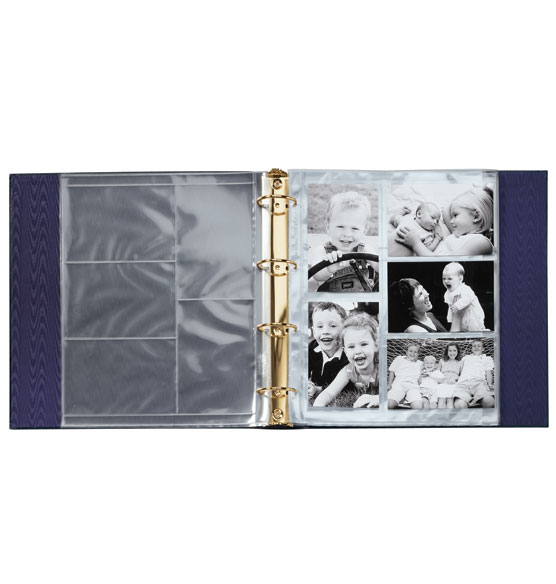 Charter Large Extra Capacity Personalized Photo Album - View 2