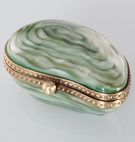 Limoges Oyster with Pearl