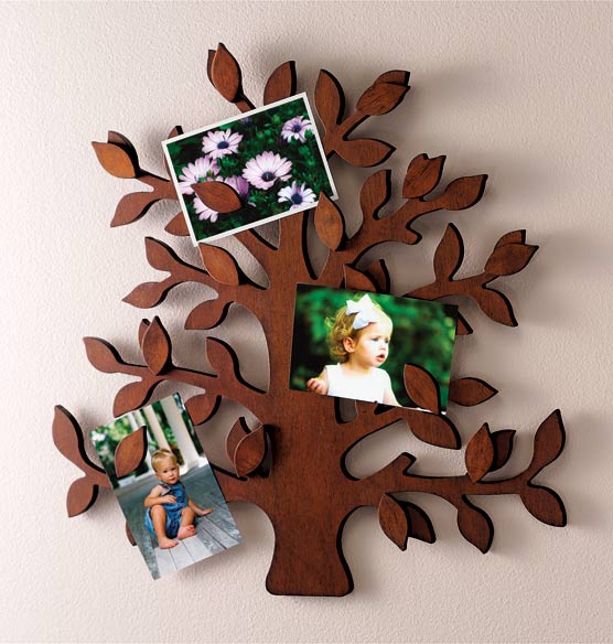 Family Tree Wall Decor - View 2