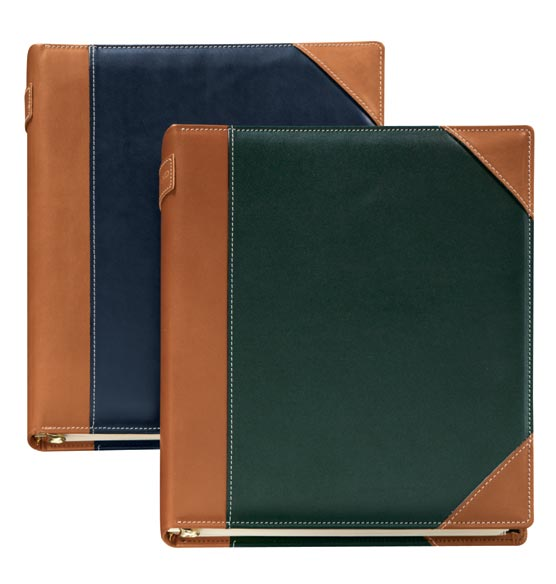 Ivy League Leather Picture Album – Suede-Lined Album - View 2