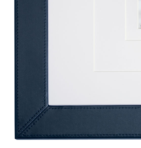 Perfect Frame™ Leather Wall Frame - View 3