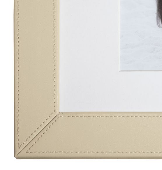 Perfect Frame™ Leather Wall Frame - View 4