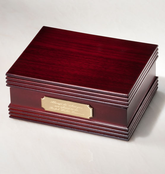 Commemorative Personalized Box - View 2