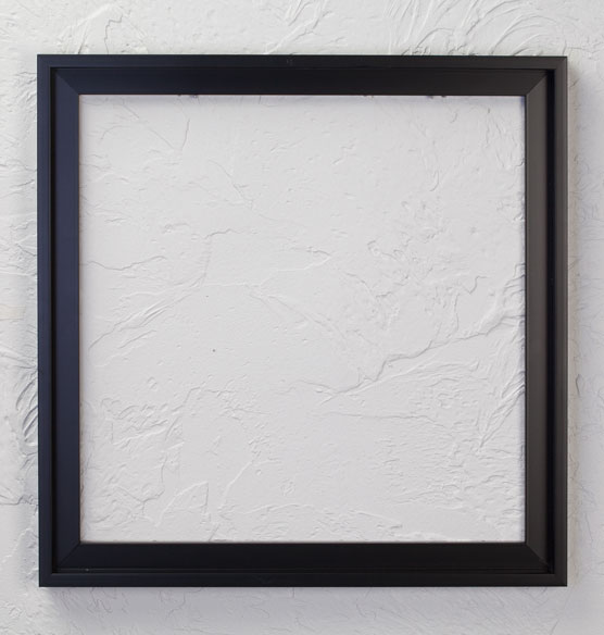 Floater Frame, 18 x 18 - View 2