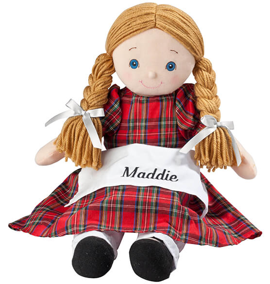 Personalized Big Sister Doll - View 2