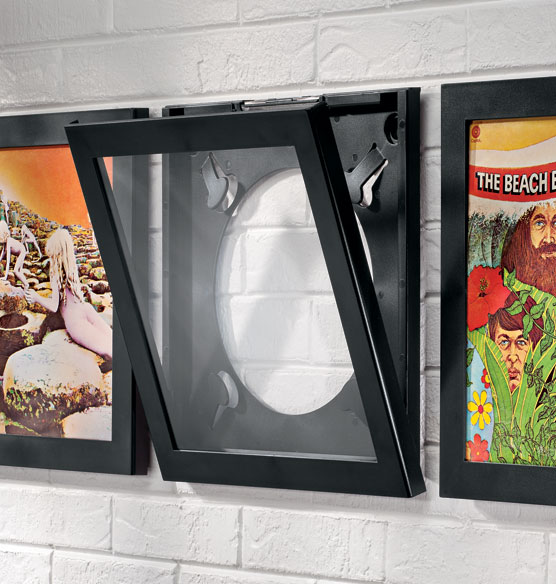 Vinyl Record Display Frame - View 2
