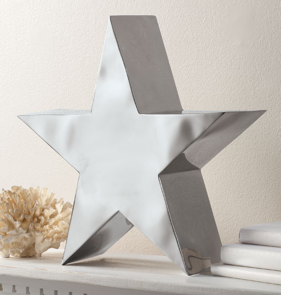 Iconic Star Sculpture - View 2