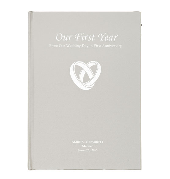 Our First Year Keepsake Book - View 2