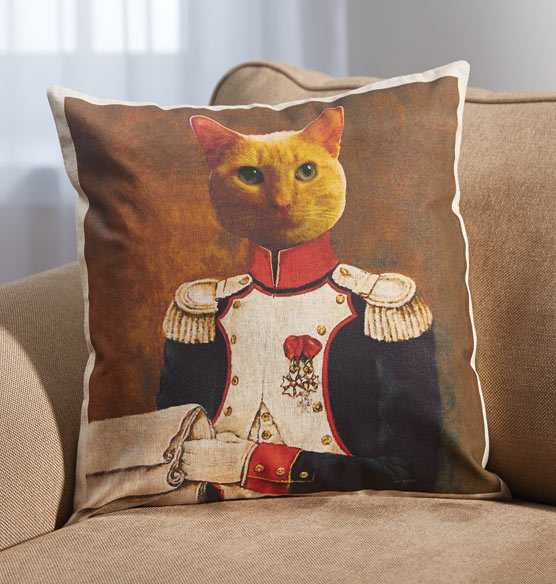 Royal Pet Personalized Pillow - View 2