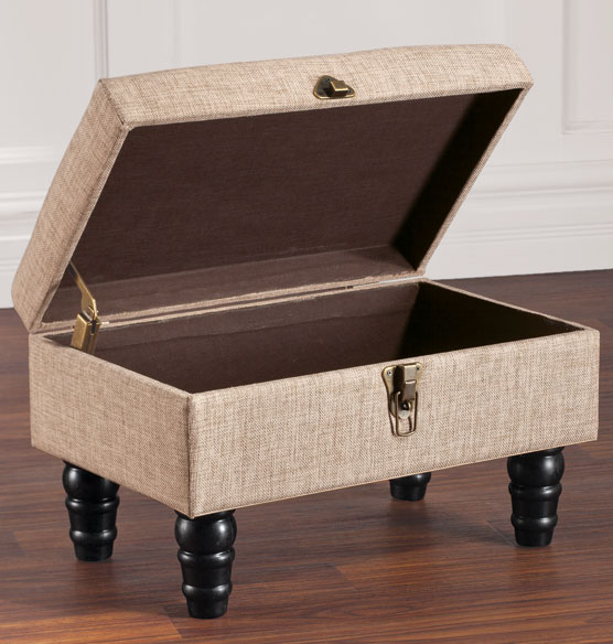 Suitcase Storage Stool - View 2