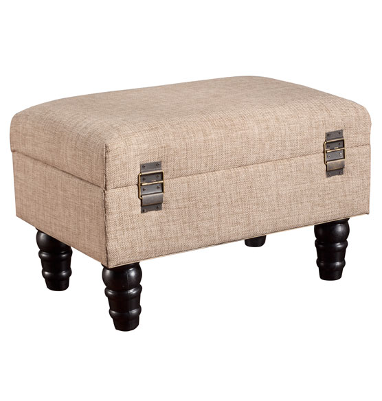 Suitcase Storage Stool - View 4
