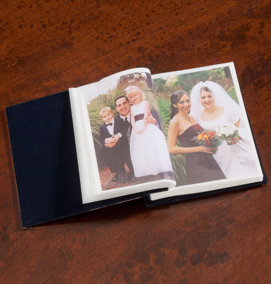 Silverplate Personalized Album - View 2