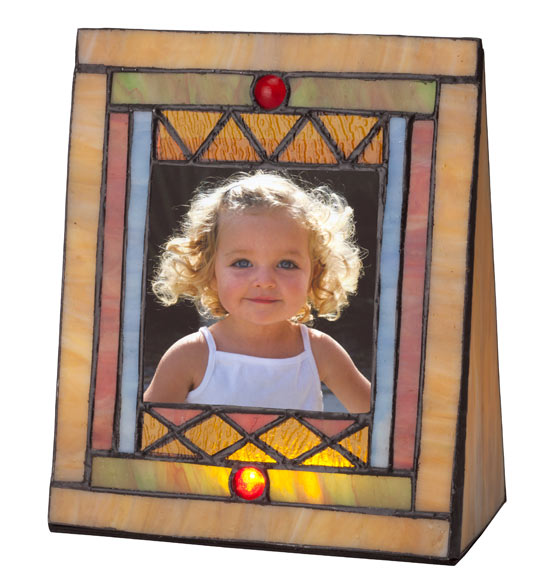 Illuminated Craftsman Photo Frame - View 2