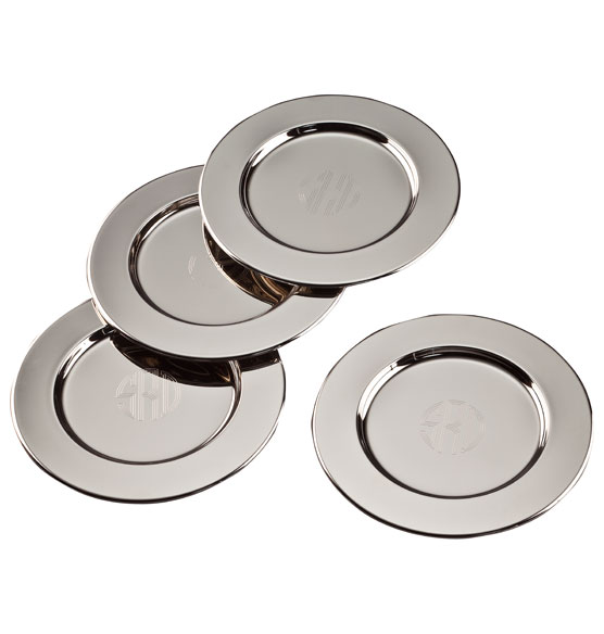 Butler Trays, Set of 4 - View 2
