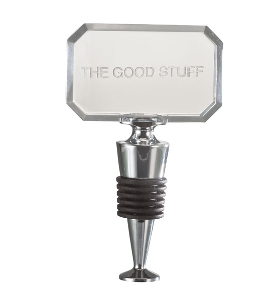 Personalized Amusing Bottle Stopper - View 2