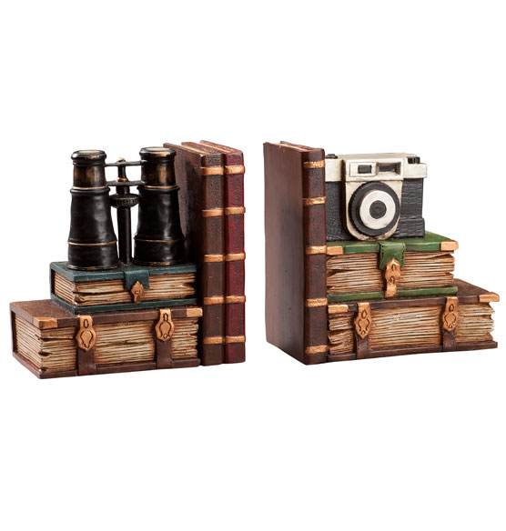 Explorer Bookends - View 2