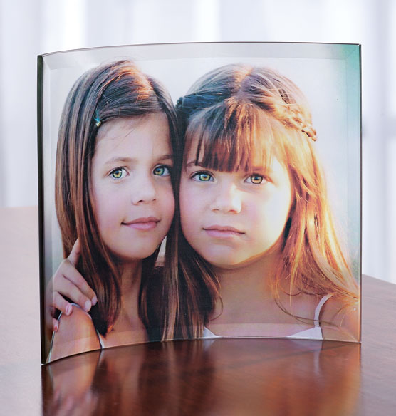 Curved Glass Custom Photo Panel - View 3