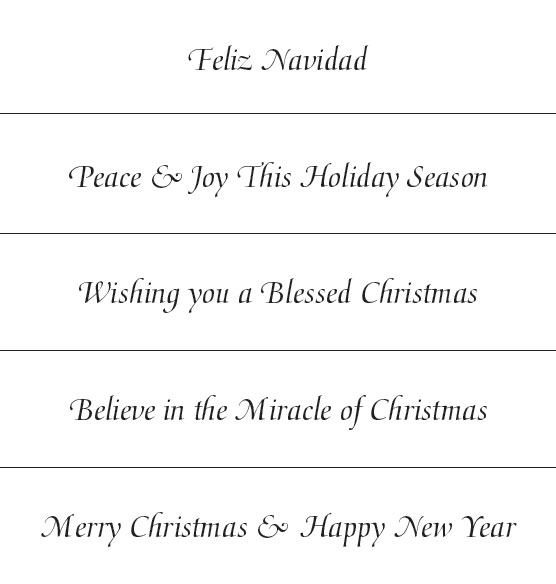 Peaceful Evening Holiday Cards - Set of 18 - View 4
