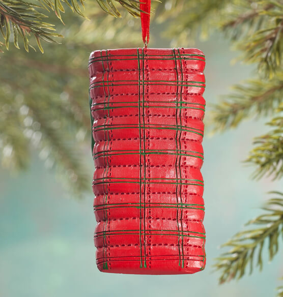 Personalized Sleeping Bag Ornament - View 2