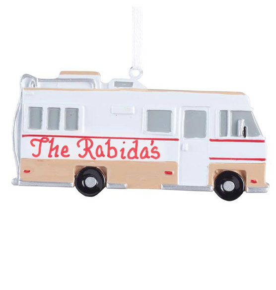 Personalized RV Ornament - View 2