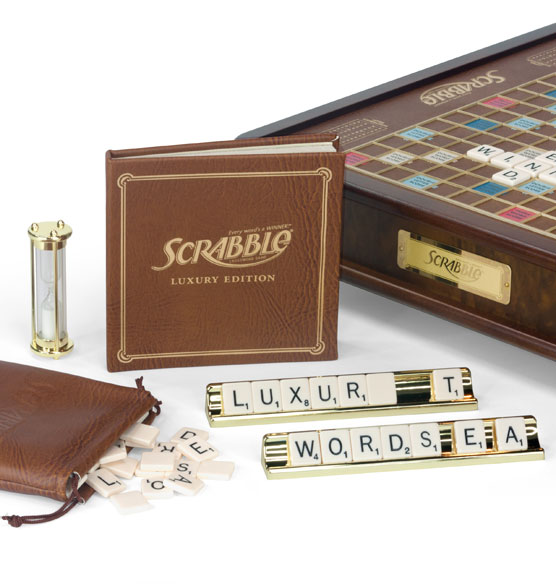 Luxury Edition Scrabble - View 3