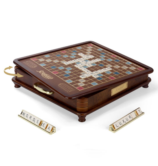 Luxury Edition Scrabble - View 4