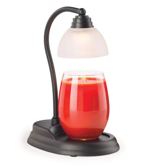 Aurora™ Candle Warmer Lamp - View 2