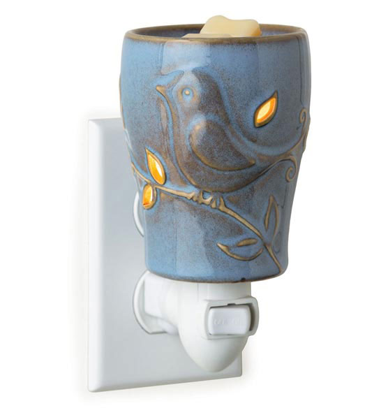 Bluebird Pluggable Fragrance Warmer - View 2