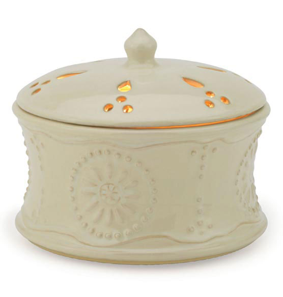 Tuscan Cream Candle Aire® Fan Fragrance Warmer - View 2