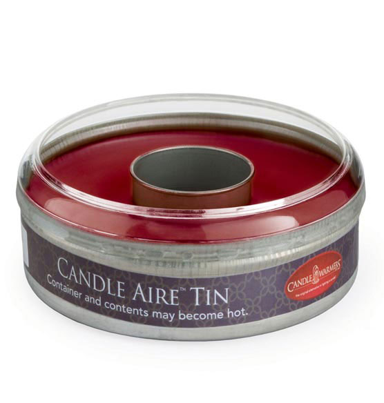 4 oz. Candle Aire™ Wax Tin, Holiday Scents - View 2
